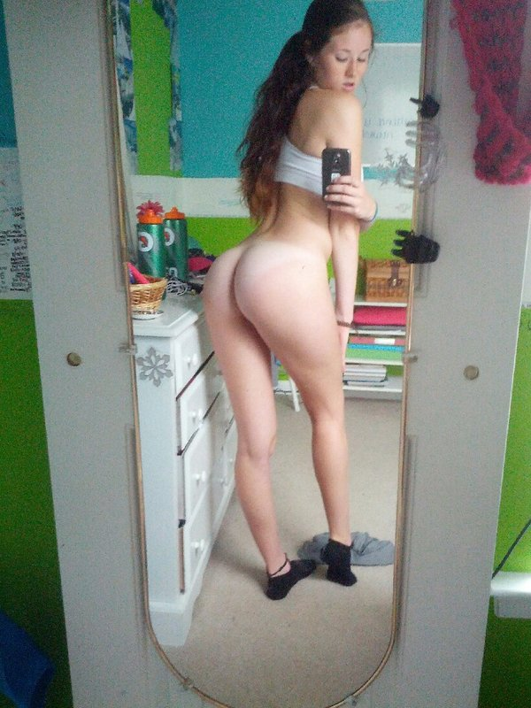 Girlfriend nude self pictures